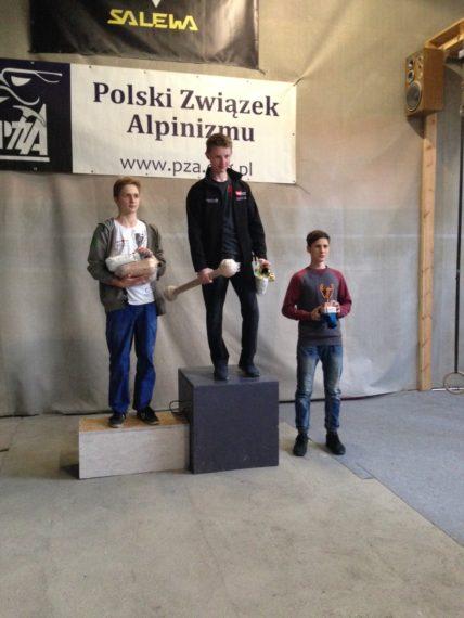 Mikołaj Sienkiewicz 2016 Łodz